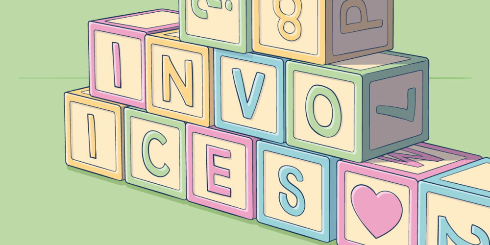 Invoicing basics - what to include in your invoice template