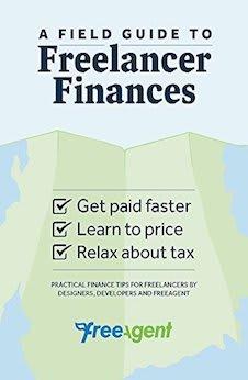 Image of freelancer finances book