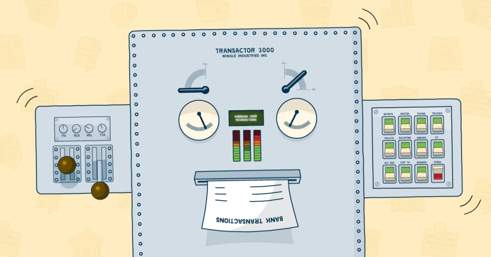 Our transaction guessing robot