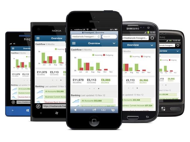 FreeAgent Mobile