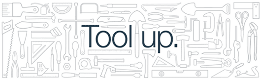 Tool up with the new API