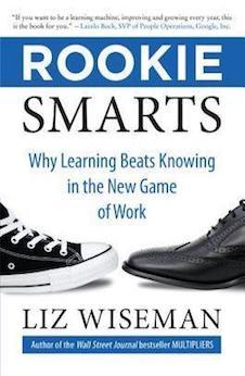 Image of Rookie Smarts book by Liz Wiseman