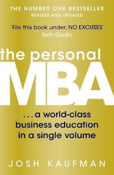Image of the Personal MBA by Josh Kauffman