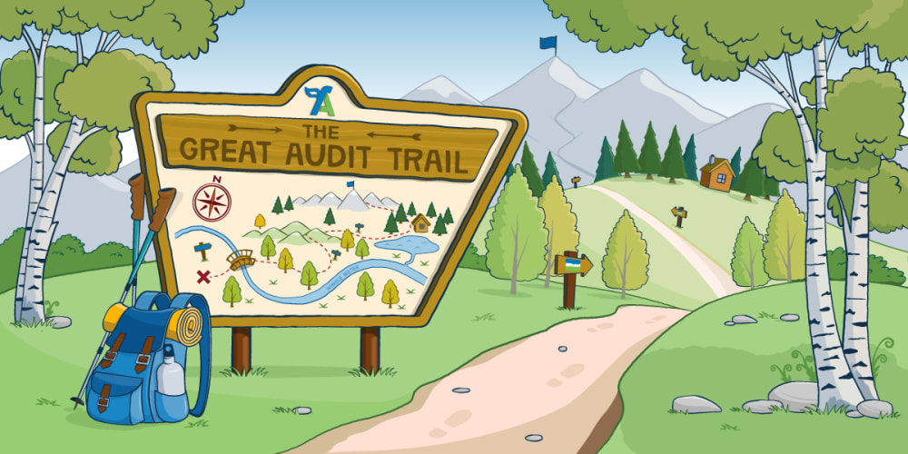 Introducing the Audit Trail