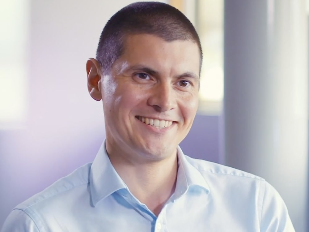 Chris Blunt, Founder and managing director of Plymouth Software