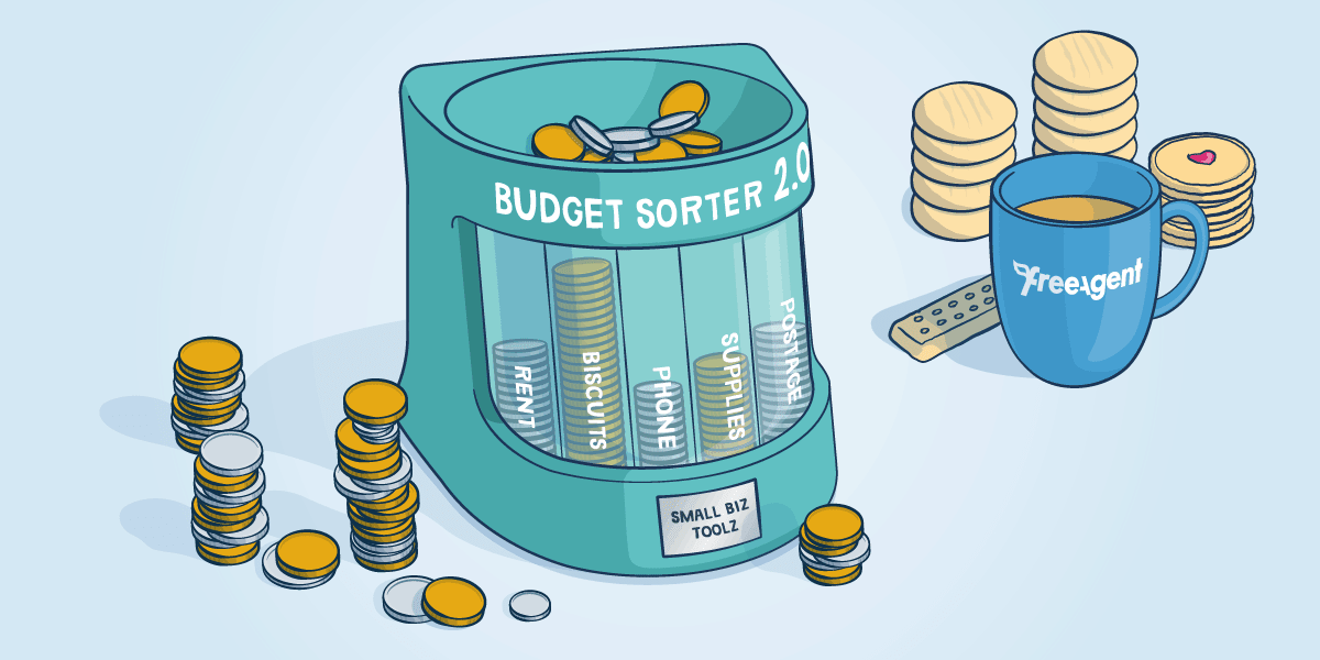How to create a business budget: six easy steps for small businesses
